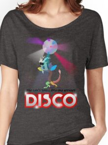 You can't spell Discord without DISCO Women's Relaxed Fit T-Shirt