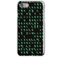 Harder, Better, Faster, Stronger iPhone Case/Skin