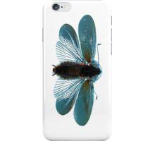 Blue Moth iPhone Case/Skin