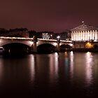 La Seine by Anthony Hennessy