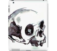 Ink Skull 6 iPad Case/Skin