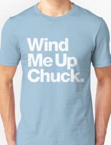Chuck Brown DC Go-Go Wind Me Up Unisex T-Shirt