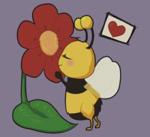 Cute bee Kids Clothes