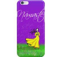 Namaste I see you iPhone Case/Skin