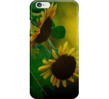 Sunflower Dance Iphone Case iPhone Case/Skin