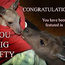 Feature Banner For 'You Big Softy' by Eve Parry