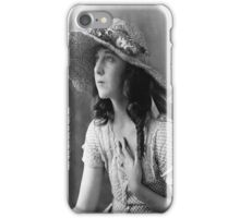 Jobyna Ralston - American stage and film actress. iPhone Case/Skin