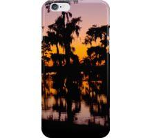 Bayou Sunset iPhone Case/Skin