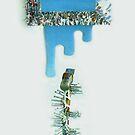 Nail Painting. by nawroski .