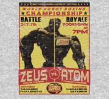 Atom vs. Zeus by superiorgraphix
