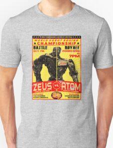 Atom vs. Zeus T-Shirt