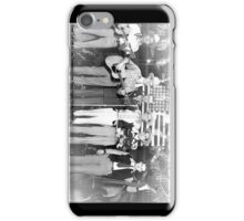Ernest Tubb  with his Texas Troubadours iPhone Case/Skin