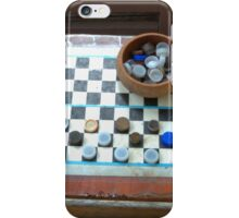 Country Checkers iPhone Case/Skin