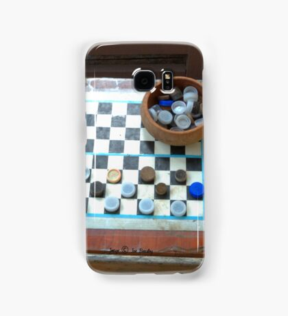 Country Checkers Samsung Galaxy Case/Skin