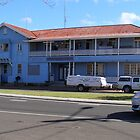 DEVONSHIRE ARMS HOTEL  at &#x27;MITCHELL&#x27; Warrego Highway. Q. by Rita Blom