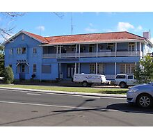 DEVONSHIRE ARMS HOTEL  at 'MITCHELL' Warrego Highway. Q. Photographic Print