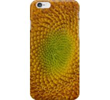 Sunflower Center - iPhone Case iPhone Case/Skin