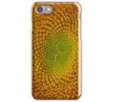 Sunflower Center - iPhone Case iPhone Case/Skin