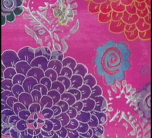 Floral Detail iPhone Case by Bec Schopen