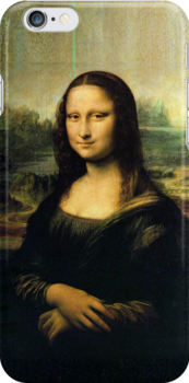 Mona Lisa by Rachel Miller