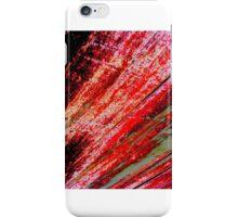 Acid Trip Fence iPhone Case/Skin