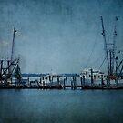 Fishing Boats by Mattie Bryant