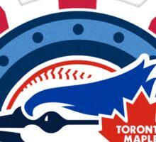 Toronto's Maple Jay Argonaut FC Sticker