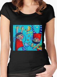 Mumbo Jumbo Women's Fitted Scoop T-Shirt