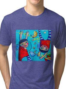 Mumbo Jumbo Tri-blend T-Shirt