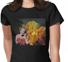 Maneater by Jane Ianniello Womens Fitted T-Shirt