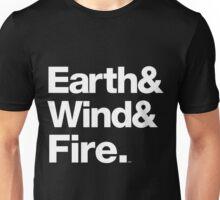 Earth Wind & Fire Classic Soul Merch Unisex T-Shirt