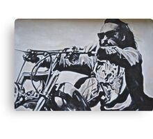 Dennis Hopper Canvas Print