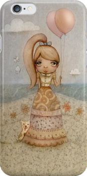 celebrate life iPhone case by © Karin Taylor