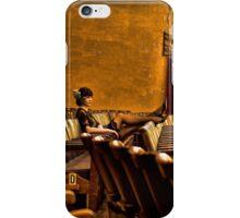 In the Present Tense (iPhone Case) iPhone Case/Skin