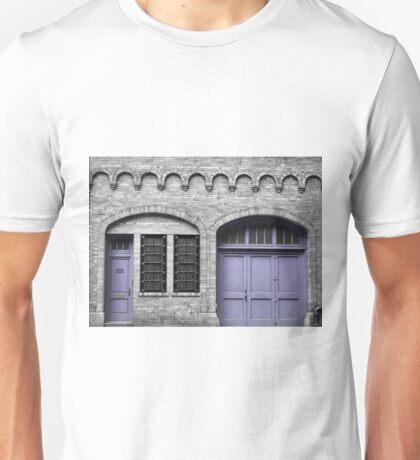 Blue Apartment  Unisex T-Shirt