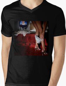 A better America begins tonight! Mens V-Neck T-Shirt