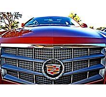 Cadillac Car Photographic Print