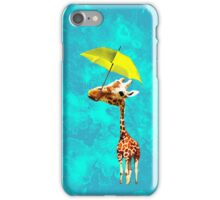 No More Rainy Days iPhone Case/Skin