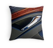 Driver's Door Throw Pillow