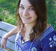 Jen I. - Senior Portrait - Pennridge H.S. Class of '12 by Brittany Kinney