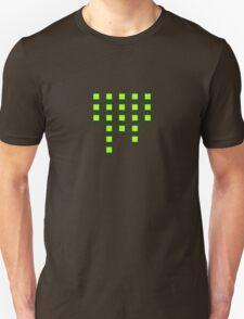 Pixel Rain Unisex T-Shirt