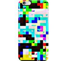 Techno Rainbow iPhone Case/Skin