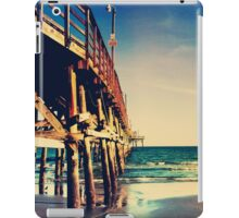 Cherry Grove SC Fishing Pier iPad Case/Skin