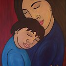 Mother and Child by Kelly Gatchell Hartley