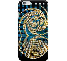 Aum'Delica Grunge iPhone 4S Case iPhone Case/Skin