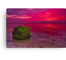"""Dawn Solitude"" Canvas Print"
