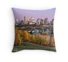 Edmonton Fall 1 Throw Pillow