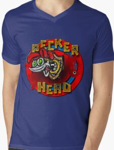 Peckerhead Mens V-Neck T-Shirt