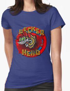 Peckerhead Womens Fitted T-Shirt