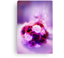 Fleur V Canvas Print